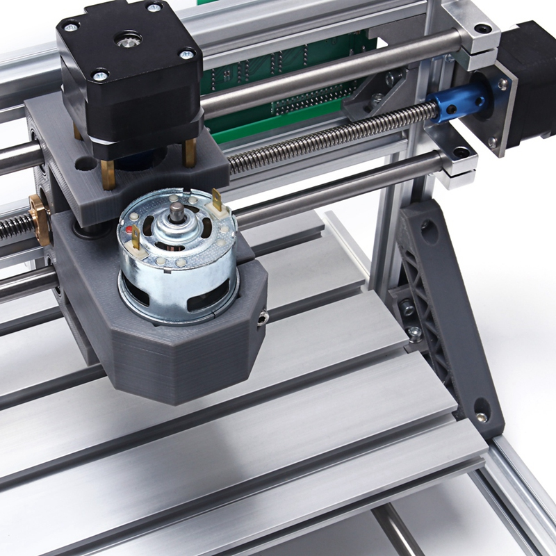 Laser Engraving Machine/PCB Milling Machine/Wood Router with ER11 Shaft Rod