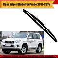 Авто Заднего Ветрового Стекла Лобовое Стекло Для Toyota Land Cruiser Prado 2010-2015 Автомобилей Мягкие Резиновые Щетки Стеклоочистителя