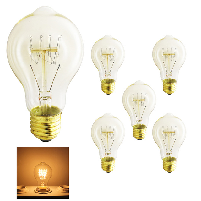 5xa19 light bulb vintage retro edison lamp e27 incandescent bulb 5xa19 light bulb vintage retro edison lamp e27 incandescent bulb 220v flame lights outdoor lighting lampadina workwithnaturefo