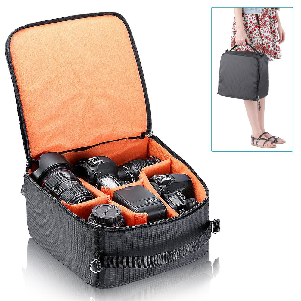 Neewer Flexible Partition Camera Padded Bag Protection ...