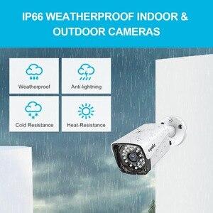 Image 5 - Sannce 4CH 1080 1080p hd xpoeビデオセキュリティ監視カメラシステム4個2メートルipカメラ屋外耐候ホームcctv nvrシステム
