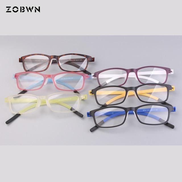 9fb6c396eed Mix wholesale Rivet Eyeglasses man Frame Prescription Eyewear Good  flexibility Brand Designer Myopia solid gafas Glasses Frames