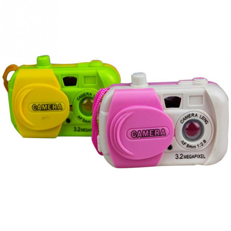 Mini Cute Camera Toys For Baby Children Educational Study Toys Birthday Christmas Holiday Gifts