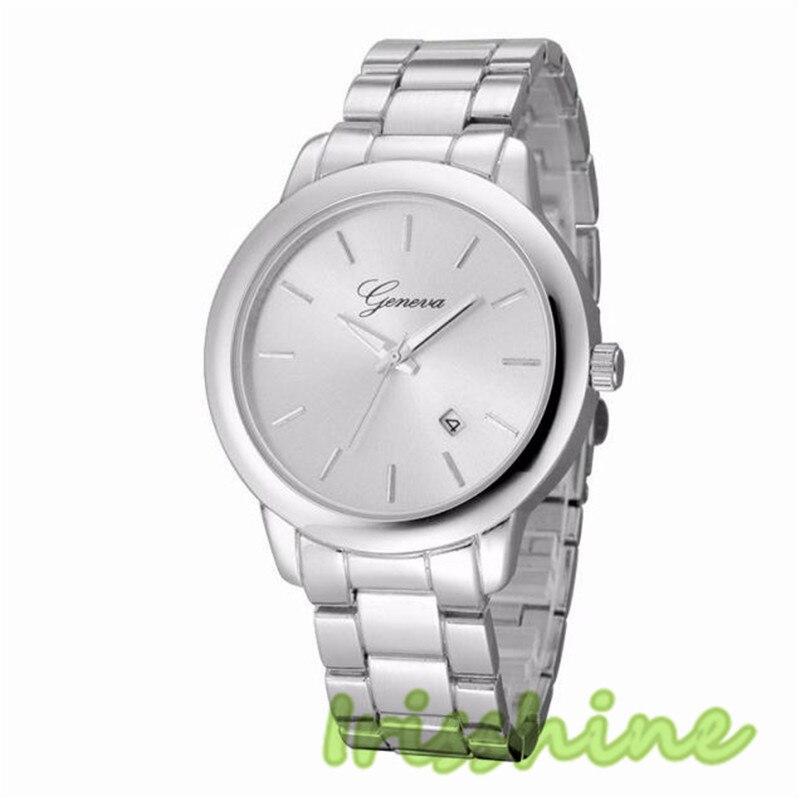 Irisshine i0519 lady Luxury Fashion Women s Crystal Stainless Steel Quartz Analog Wrist Watch Women watches