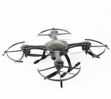Baru anak RC drone mainan 777-955c 2.4G 6 axis 3D balik headless modus profesional radio control helicopter quadcopter dengan 720 P kamera