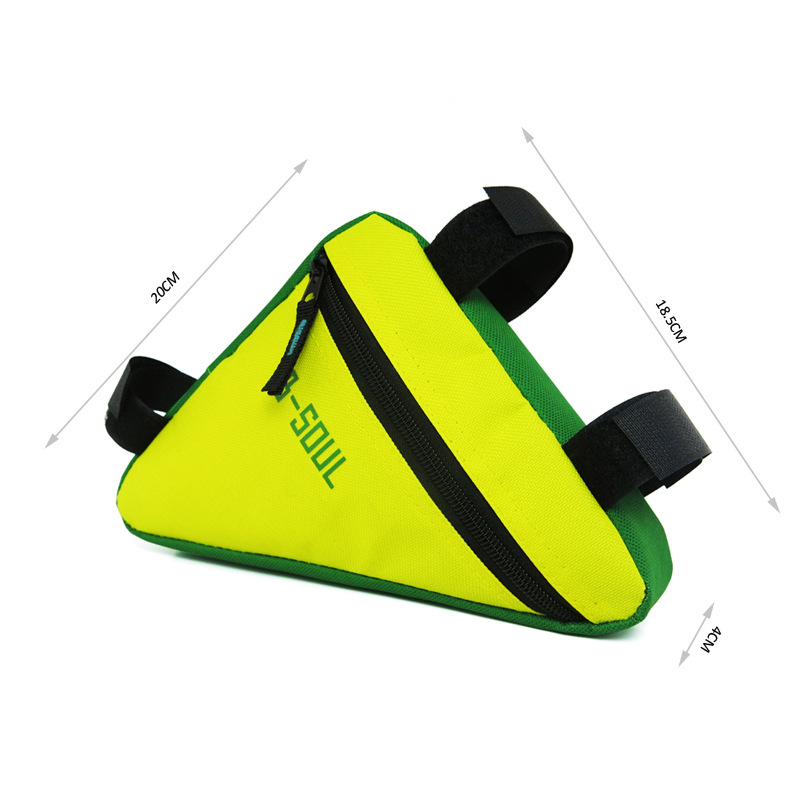 Bike Frame Pouch Bicycle Mountain Bike Accessories Pouch Holder Saddle Bags
