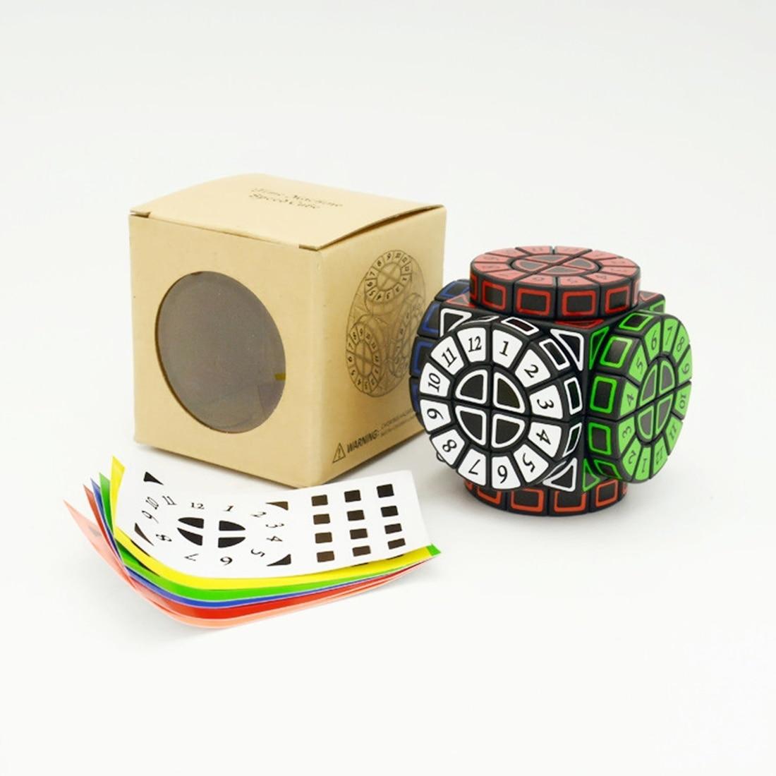 2019 Новое поступление машина времени волшебный куб креативный Сувенир издание головоломка