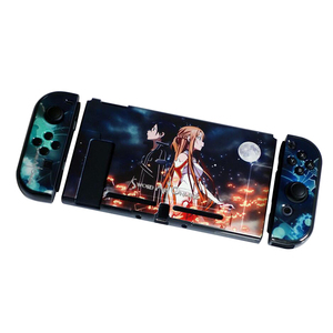 Image 3 - Detachable Hard Case For Nintendo Nintend Switch NS NX Cases Hard Clear Back Cover Shell Coque Ultra Thin Case
