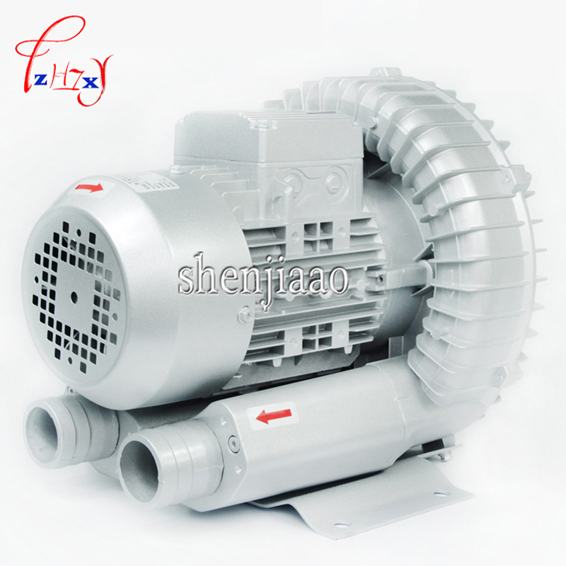 13kg Precise Hg-550 550w High Power High Pressure Vortex Fan Blowing Ring large Flow Type