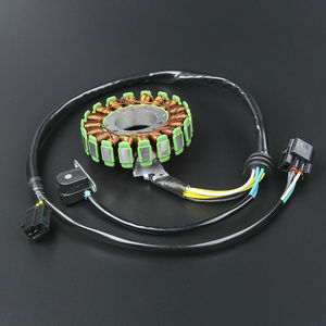 Image 5 - Motorcycle HIGH OUTPUT STATOR COIL For Suzuki DR Z 400 DRZ400 DRZ400S DRZ400E DRZ400SM 2000 2012
