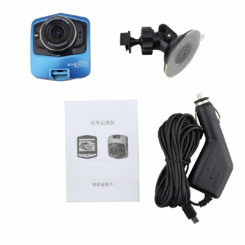 imágenes para Lo nuevo Vehículo negro caja de Coches Cámara GT300 LCD de Vídeo DVR registrador de la Videocámara g-sensor de Visión Nocturna Caja Negro Carcam Dash Cam hire