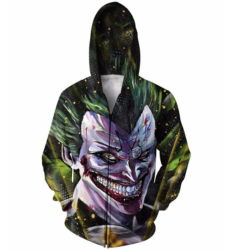 Joker hoodies