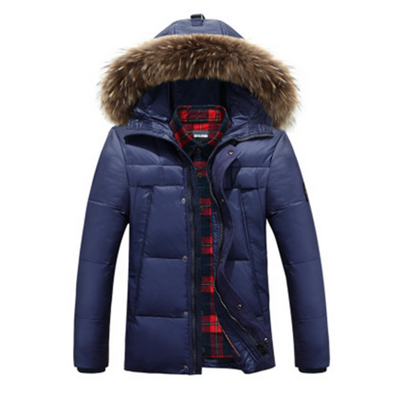 2017 New Men Winter Jacket Casual Padded Cotton Thick Warm Parkas Men Fashion Coat Male Brand Clothing Outwear new men winter jacket fashion brand clothing cotton padded down parka male thick warm comfortable outerwear coat hood detachable