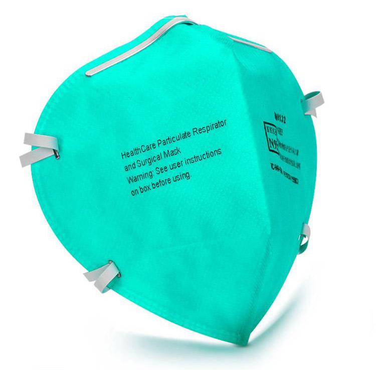 Healthcare Respirator 3m Dust Particulate Surgical And 9132 Mask