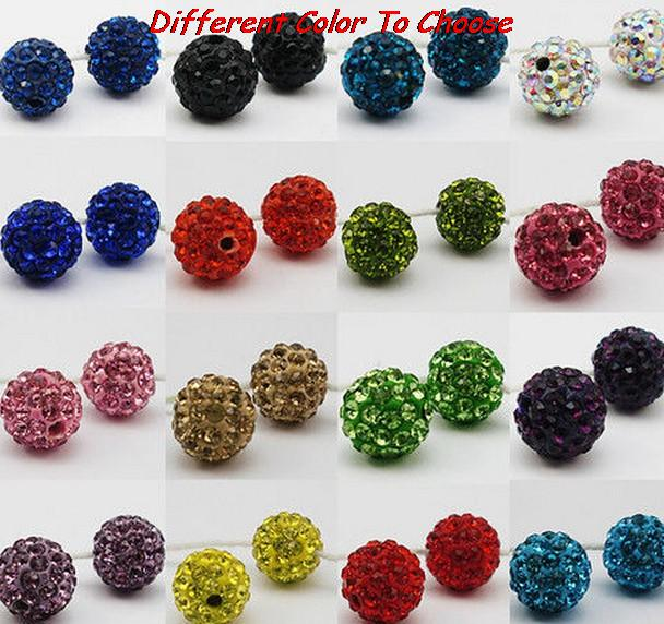 100-2000 facettes Mixte Blotter opaque cristal perles de verre 3x4mm 4x6mm