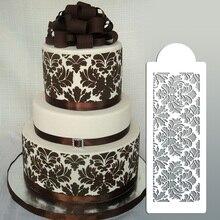Wedding Cake Stencil,Cake Border Kitchen AccessoriesDecoration,Cake Border Stencils,Stencils for Wall Wedding cake stencilST-204