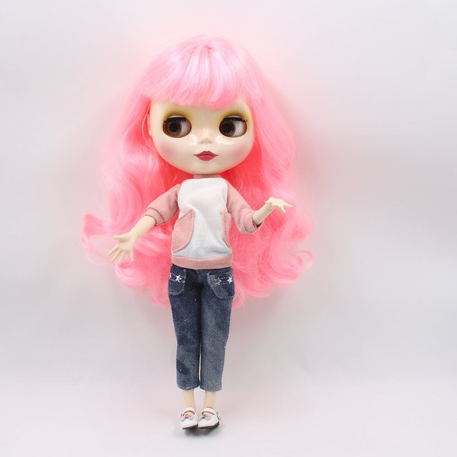 Neo Blythe Doll T-Shirt With Pant