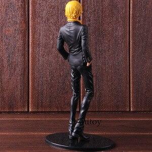 Аниме, одна штука, Vinsmoke Sanji Banpresto Ichiban Kuji C, лучший выпуск, ПВХ экшн-фигурки, Коллекционная модель игрушки