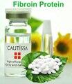 3 pcs fibroína de seda proteína de soro rosto líquido clareamento hidratante Anti Winkles acido Skin care frete grátis