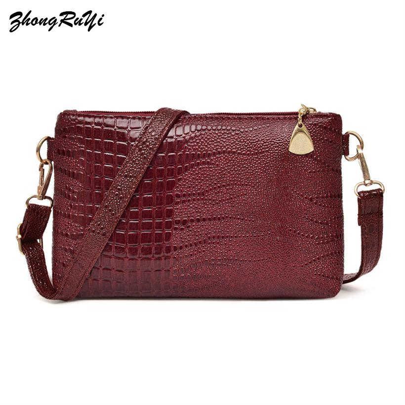 d32d652b3e85 vintage leather handbags women girl wedding clutches ladies party purse  famous designer crossbody shoulder messenger bags