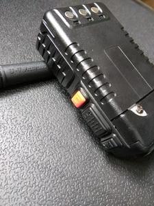 Image 5 - 2pcs Baofeng UV 3R 플러스 워키 토키 듀얼 밴드 양방향 라디오 HF 송수신기 uv 3r 핸디 햄 라디오 사냥 Pofung UV3R +