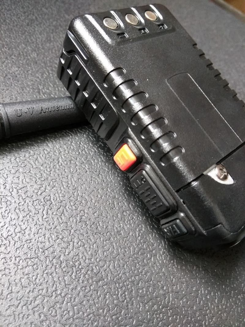 Image 5 - 2pcs Baofeng UV 3R plus walkie talkie Dual Band Two Way Radio HF Transceiver uv 3r Handy Ham Radio For Hunting Pofung UV3R+-in Walkie Talkie from Cellphones & Telecommunications