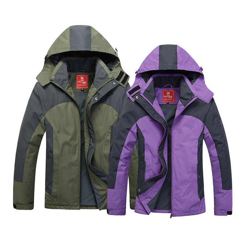 春秋の女性ジャケットコートjaqueta男性ファッションウインドブレーカー女性観光マウンテンジャケット防水防風カップル
