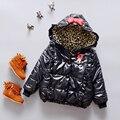 Nuevos Niños Niño Niños Chaqueta de Abrigo y Chaquetas Para Niños Ropa de Abrigo Ropa de la Ropa Del Bebé Casual Otoño Invierno Rompevientos