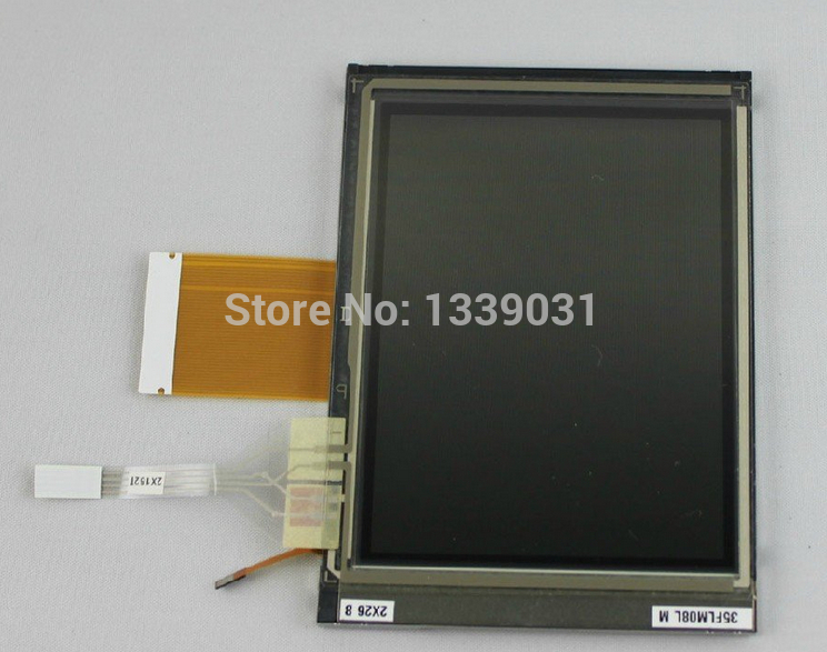 Original new 3.5 LCD screen with touch panel for TRIMBLE TDS Recon 200 MHZ 200MHZ GPS LCD screen Free shippingOriginal new 3.5 LCD screen with touch panel for TRIMBLE TDS Recon 200 MHZ 200MHZ GPS LCD screen Free shipping