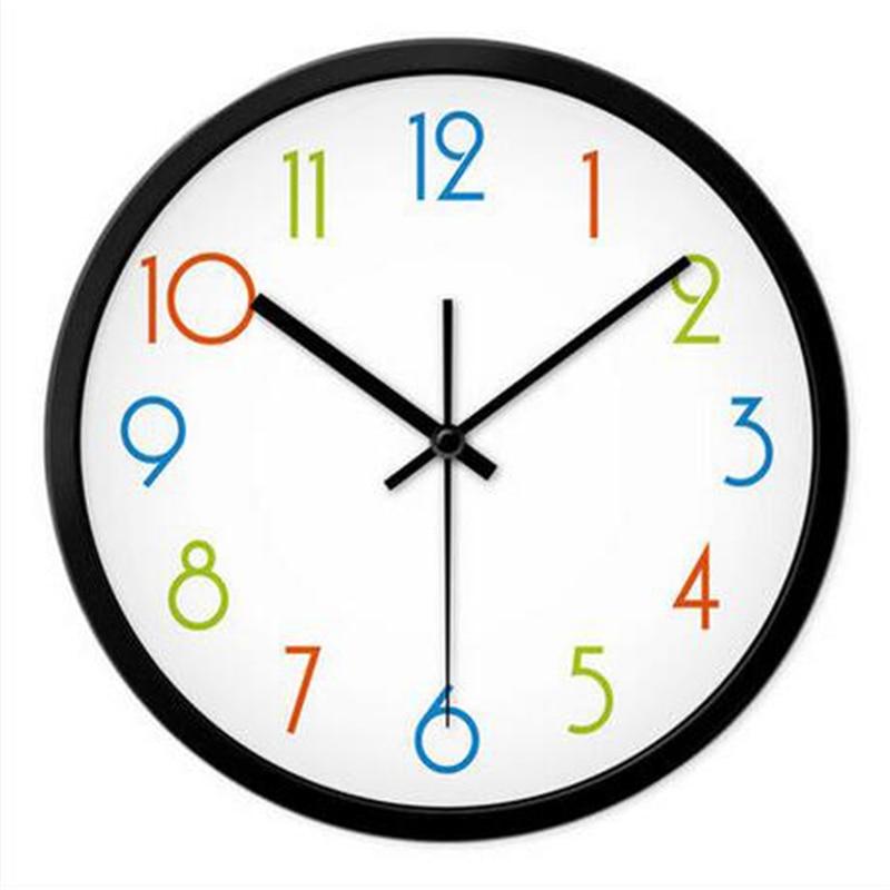 Large Digital Acrylic Wall Clock Quartz Watch Modern Design Vintage ...