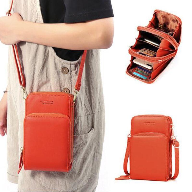 Neue Ankunft Bunte Handy Tasche Mode Täglichen Gebrauch Karte Halter Kleine Sommer Schulter Tasche für Frauen