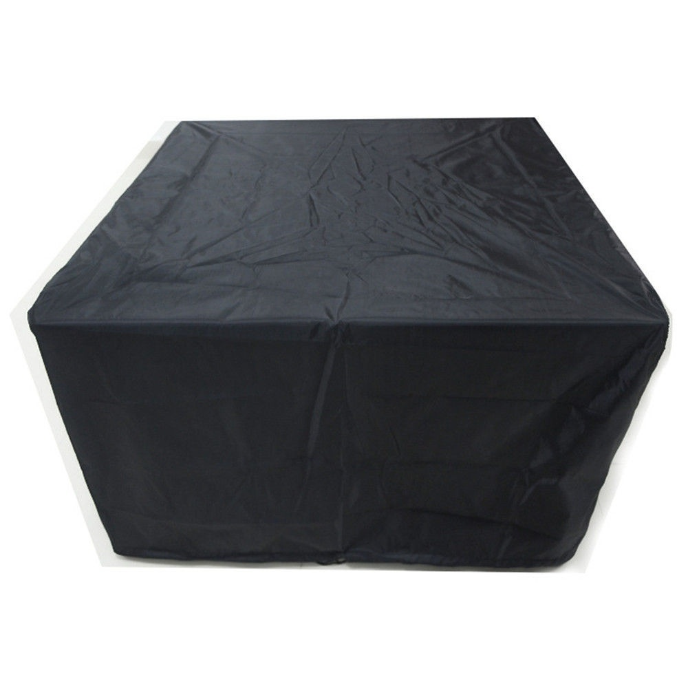 XC USHIO Outdoor Patio Furniture Dustproof Cover Oxford Thin Cloth Garden Table Chair Sofa Waterproof Rain Protective Items