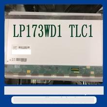 Freies verschiffen und Neue laptop lcd-bildschirm für LP173WD1 (TL) (C1) 17,3 LED WXGA