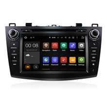 8″ 1024*600 Touch Screen Android 5.1 Quad Core Car DVD Stereo For 2010 2011 2012 2013 MAZDA 3 WIFI 3G OBD GPS Navi Radio RDS
