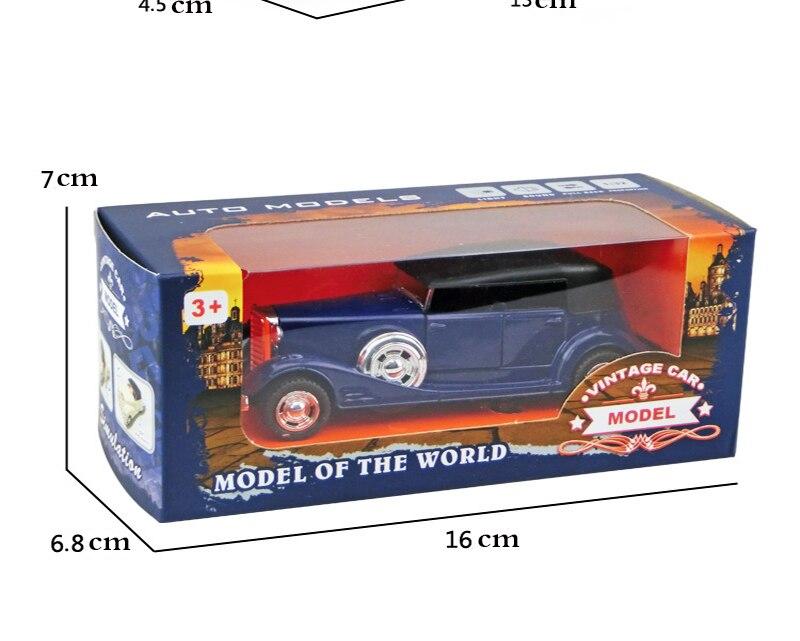 Aliexpress.com : Buy Hot sale alloy Vintage car Model classical ...