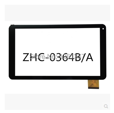 New 10.1 inch tablet capacitance touch screen ZHC-0364A ZHC-0364B free shipping