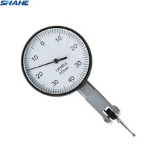 precision dial test indicator 0.01 mm 0-0.8 mm Dial Test Indicator 0.01 mm dial indicator gauge