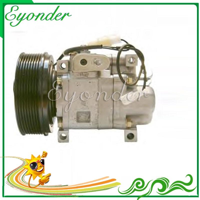 Cooling System A/c Ac Air Conditioning Compressor Cooling Pump Pv8 For Mazda 5 Cr19 Mazda 3 Bk 2.0 Gj6f61k00a Gj6f61k00b Gj6f61k00 Gdb161450 Fans & Kits
