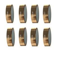 Filtre de lentille de Drone pour DJI Mavic Air CPL polarisant ND filtre à densité neutre ND4 ND8 ND16 NDPL ensemble pour lentille de caméra dair Mavic