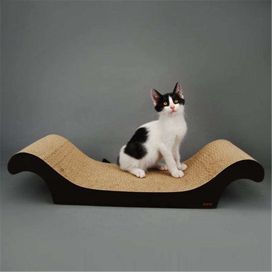 Creative And Funny Pet Cat Toys Scratching Posts Interactive Gatos Katzenspielzeug Products Pet Supplies Toys For Cats QQM2200