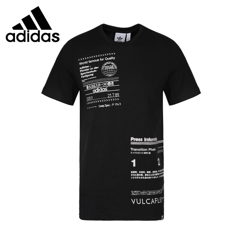 Original New Arrival 2018 Adidas Originals Sophisti Tee Men's T-shirts short sleeve Sportswear