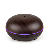 300ml Electric Air Humidifier With LED Light Ultrasonic Cool Mist Aroma Diffuser Aromatherapy Essential Oil Moist