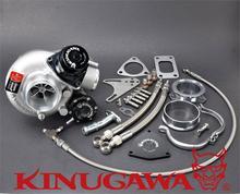 Kinugawa Billet Turbocharger 2.4 TD06SL2-18G & Blow Off Valve T3 Housing 8cm / 10cm