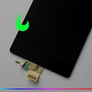 """Image 5 - 5.3 """"orijinal LG X güç X3 K220 K220DS K220DSK K210 K450 LS755 LCD dokunmatik ekranlı sayısallaştırıcı grup çerçeve ile"""