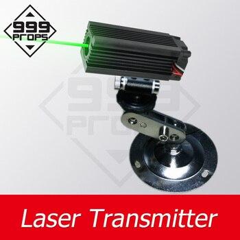 Transmisores láser verde para sala de estar, accesorios de Escape, dispositivo transmisor láser verde, proveedor de juegos Takagism
