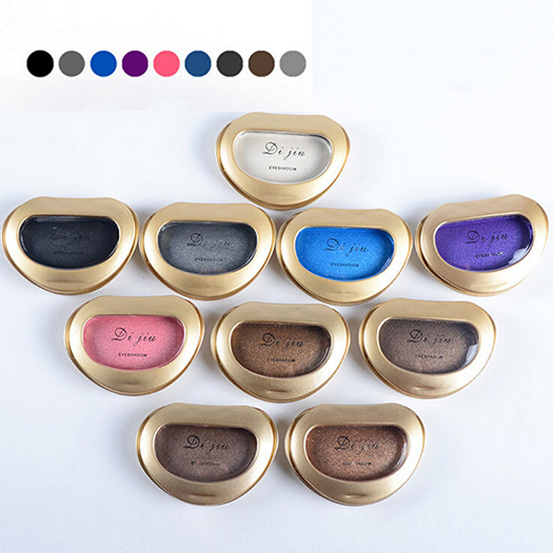 Professional Natural Matte Eyeshadow Single Color Makeup Eye Shadow Palette Naked Nude -9010