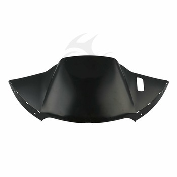 Unpainted Fairing Air Duct For Harley Road Glide Ultra Special FLTRXS FLTRX FLTRU 2015-2018
