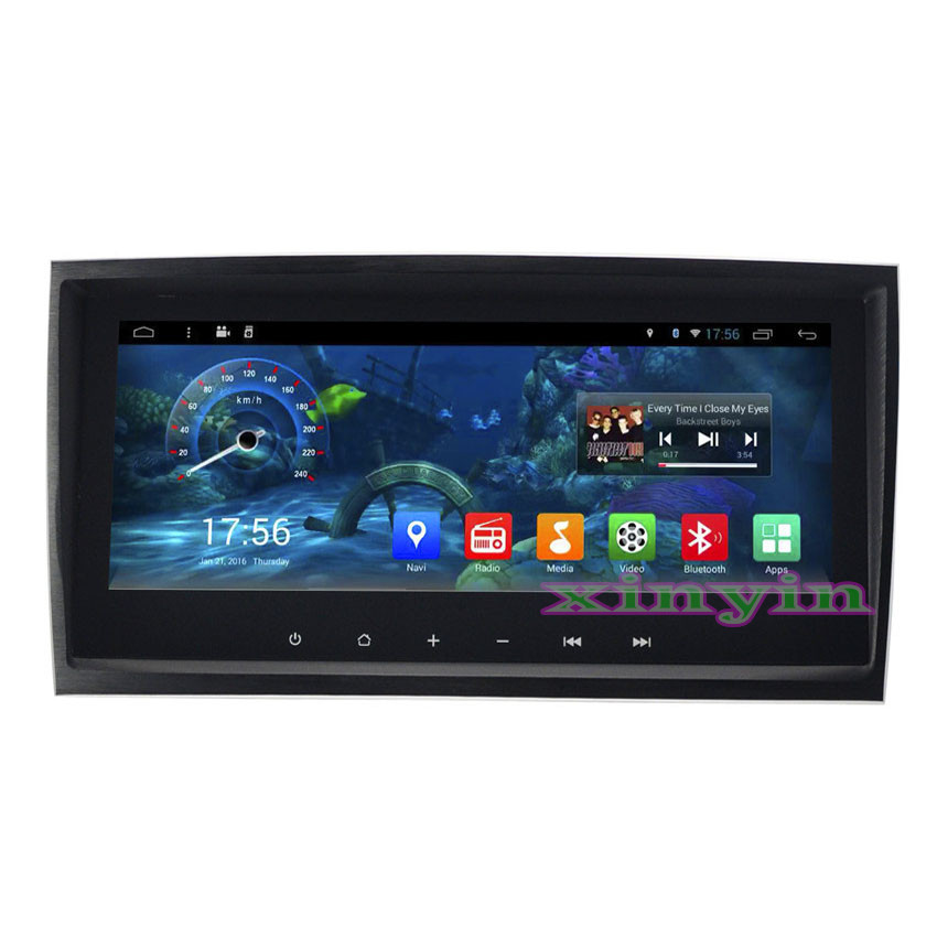 9 inch Android Car DVD player MERCEDES Benz SLK R171/SLK200/SLK280/SLK350 W171/SLK55 1280*480 Quad Core GPS Radio wifi  -  Xinyin Electronics Co., Ltd. store