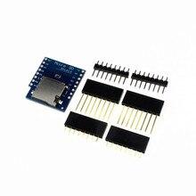 Frete Grátis Micro SD Escudo Módulo D1 Mini TF
