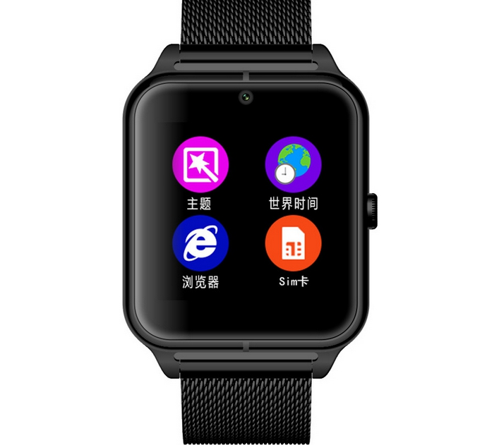 fashion Bluetooth Smart Watch with SIM card Bluetooth Smart Watch Android Wearable Devices font b SmartWatch